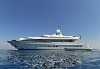 Alma Yacht Charter in Monemvasia