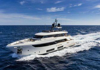 Maria Theresa Yacht Charter in British Virgin Islands