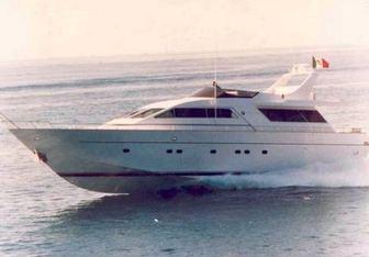 Bien Estar yacht charter Ghibli Motor Yacht
