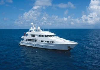 Milk and Honey yacht charter Palmer Johnson Motor Yacht