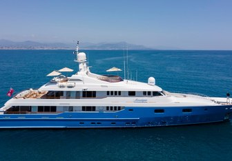 Mosaique Yacht Charter in Bahamas