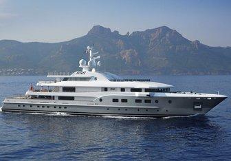 Kogo yacht charter Alstom Motor Yacht