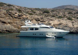 Lettouli III yacht charter Posillipo Motor Yacht