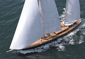 Roxane Yacht Charter in Porto Cervo