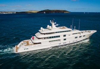 Lady E Yacht Charter in Mediterranean