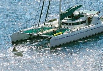 Dream Maldives Yacht Charter in Indian Ocean