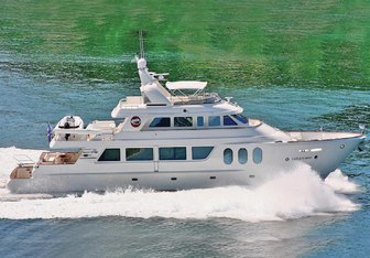 Berada yacht charter MCP Yachts Motor Yacht