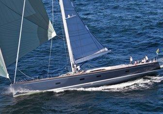 Aragon charter yacht interior designed by Nauta Yachts