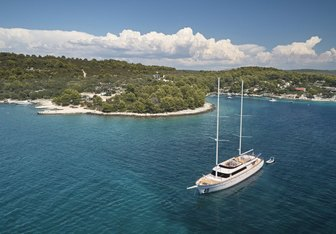 Love Story yacht charter Custom Sail Yacht
