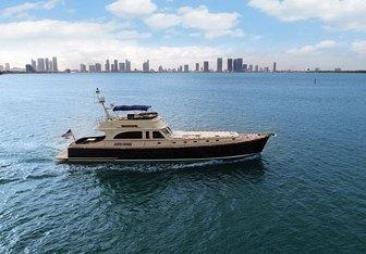The Baron yacht charter Vicem Yachts Motor Yacht