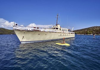 Play Fellow yacht charter Gustafsson & Andersson Varvs Motor Yacht