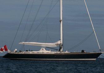 La Forza Del Destino yacht charter Nautor's Swan Sail Yacht