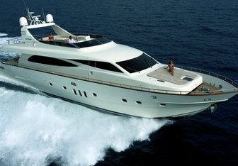 Mary Forever yacht charter Canados Motor Yacht