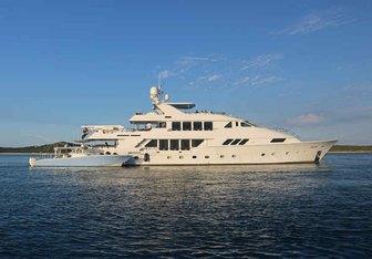 Grade I Yacht Charter in Cooper Island