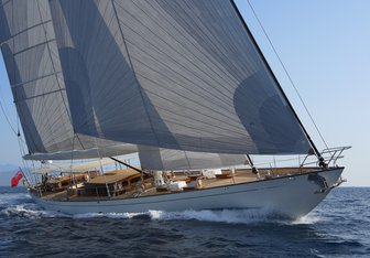 Eugenia VII yacht charter Turquoise Sail Yacht