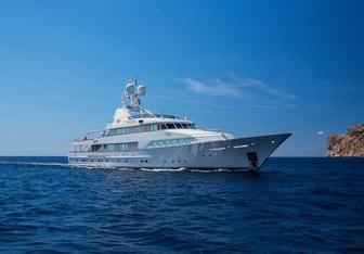 MQ2 Yacht Charter in St Tropez