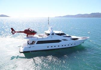 Flying Fish yacht charter Warren Yachts Motor Yacht