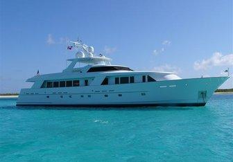 Intrepid yacht charter Delta Marine Motor Yacht