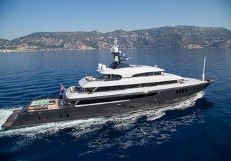 Icon yacht charter Icon Yachts Motor Yacht