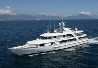 Azul V Yacht Charter in Thailand