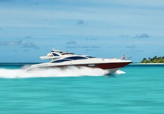 The Sultans Way 007 yacht charter Azimut Motor Yacht