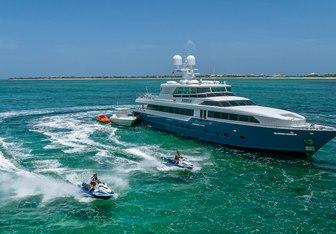 Kashmir Yacht Charter in Bahamas