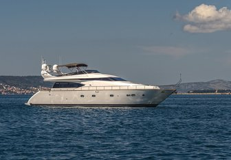 Hope I Yacht Charter in Crete