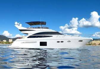 Lady M Yacht Charter in The Balearics