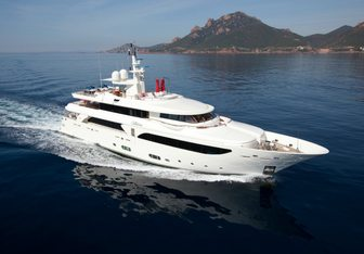 Emotion 2 yacht charter CRN Motor Yacht