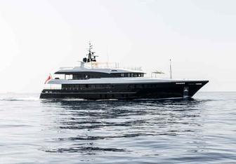 Amadeus I Yacht Charter in Turkey