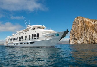 Majestic Yacht Charter in South America