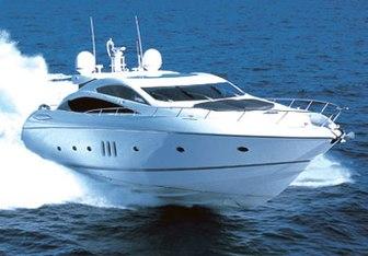 Samana yacht charter Sunseeker Motor Yacht