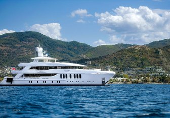 Liquid Sky yacht charter CMB Yachts Motor Yacht