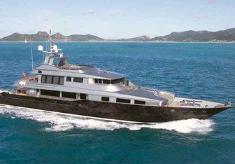 Silver Dream Yacht Charter in Turkey