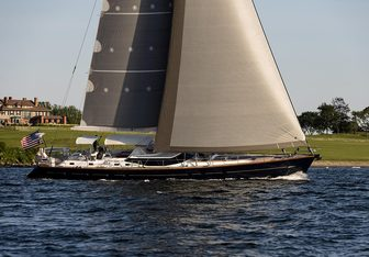 Ravenclaw yacht charter Oyster Yachts Sail Yacht