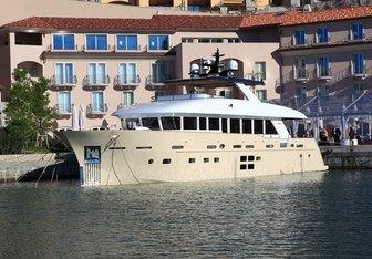 Don Michele yacht charter C.Boat Motor Yacht