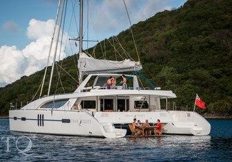 Tranquility yacht charter Matrix Yachts Motor Yacht