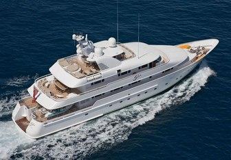 Solaia yacht charter Hakvoort Motor Yacht