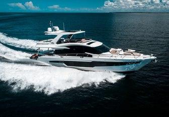 Record Year yacht charter Galeon Motor Yacht