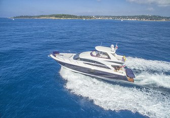 Never Enough Yacht Charter in St Tropez