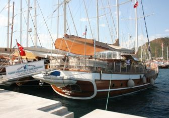 Lord of the Blue Yacht Charter in Alonissos