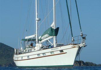 Ayacanora yacht charter Custom Motor Yacht