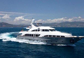 Sea Century yacht charter Benetti Motor Yacht
