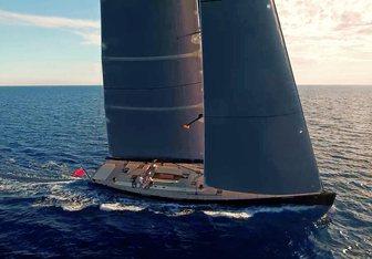 Wally Love yacht charter Wally Sail Yacht