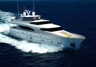 Triple 888 Yacht Charter in Vanuatu
