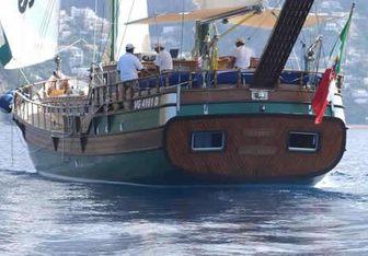 Mariagiovanna yacht charter Caique Sail Yacht