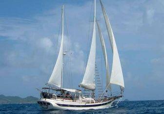 Crystal Clear yacht charter Ta Chiou Chou Sail Yacht