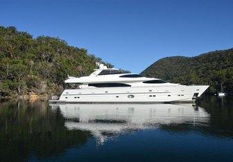 Encore Yacht Charter in Fiji
