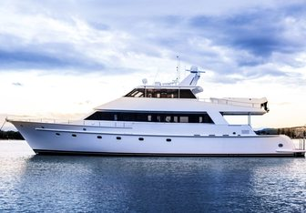 Laura J yacht charter Norman R. Wright & Sons Motor Yacht