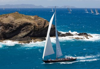 Whisper yacht charter Holland Jachtbouw Sail Yacht